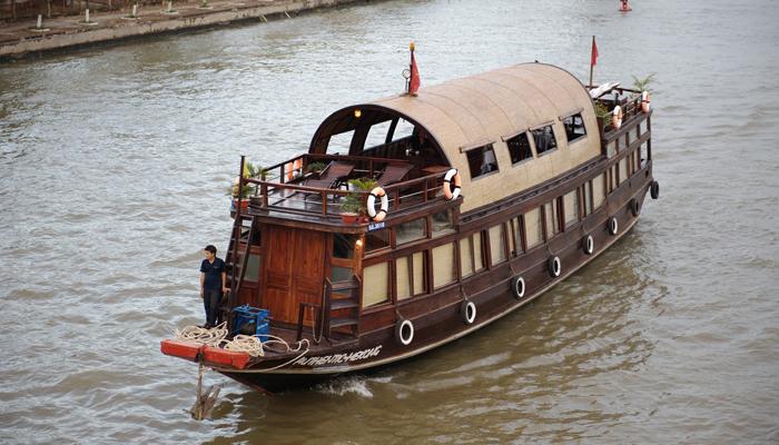 best mekong delta cruises