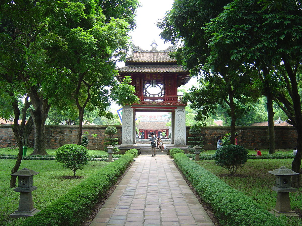 hanoi temple of literature history