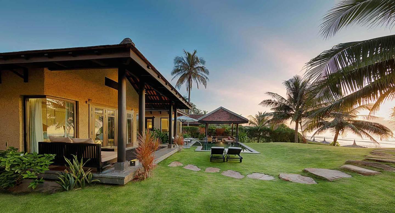 fancy luxury hotel in mui ne beach