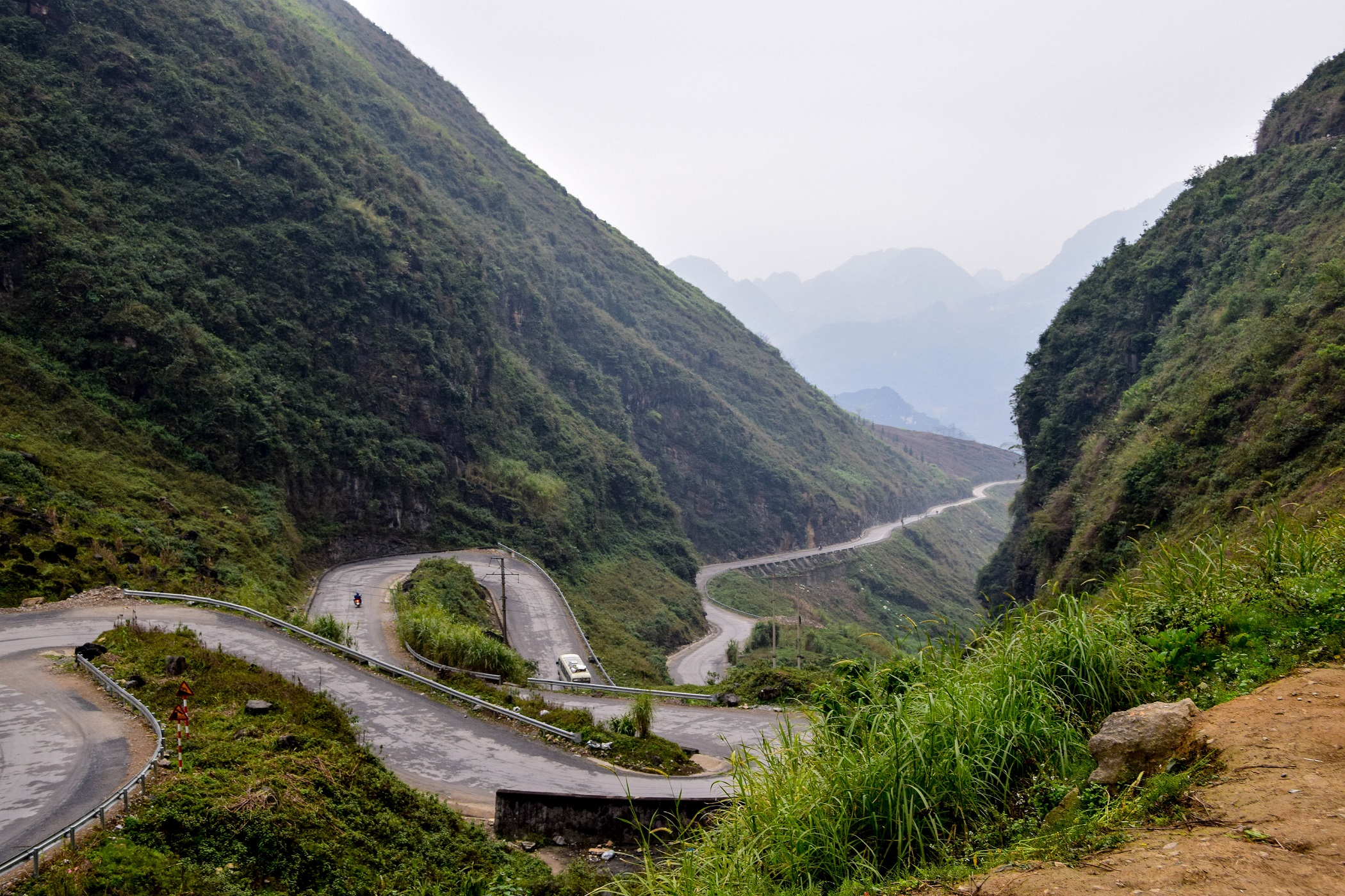 how to get to ha giang from hanoi