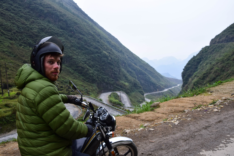 motorbike to ha giang