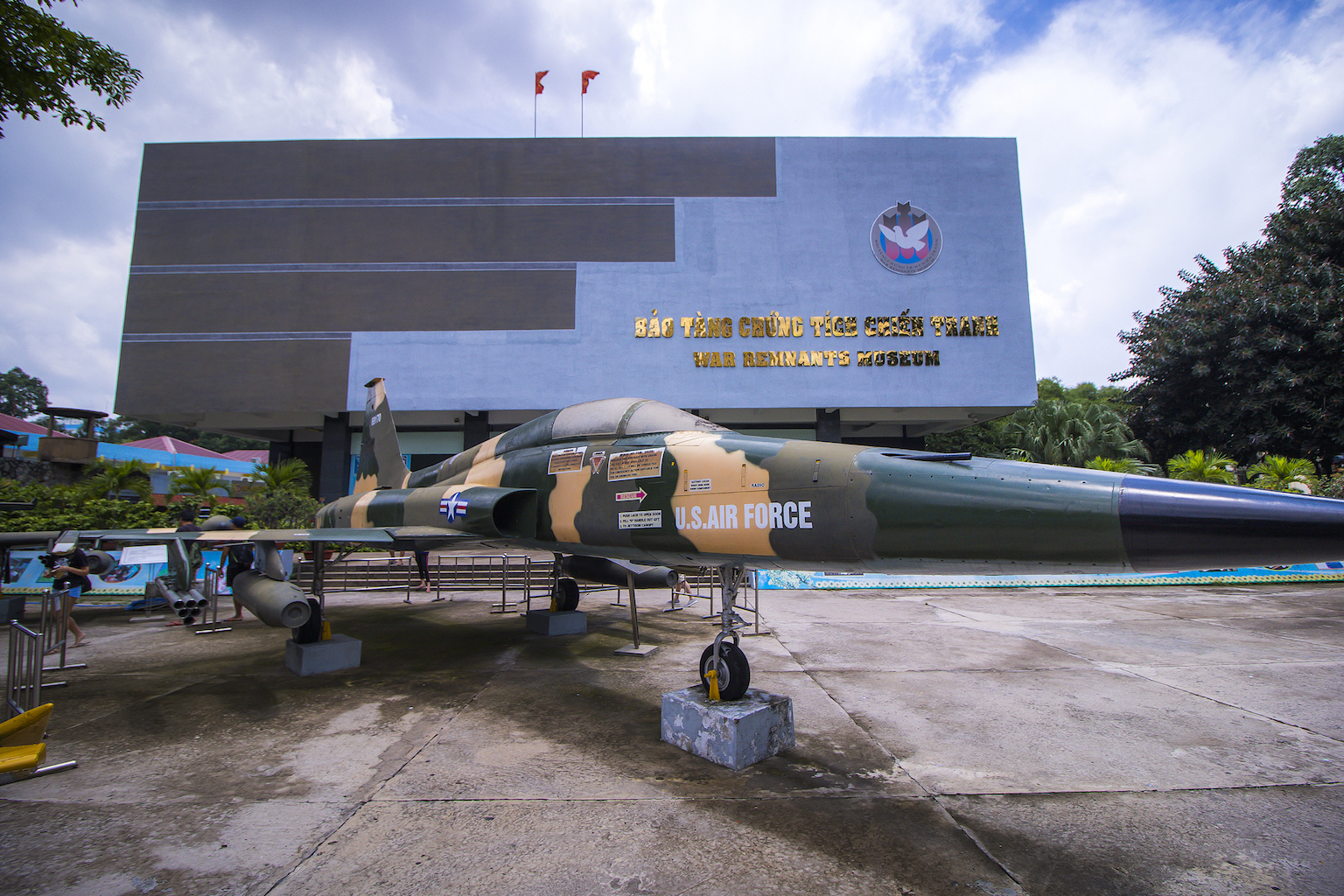 the best museums in vietnam war remnants museum