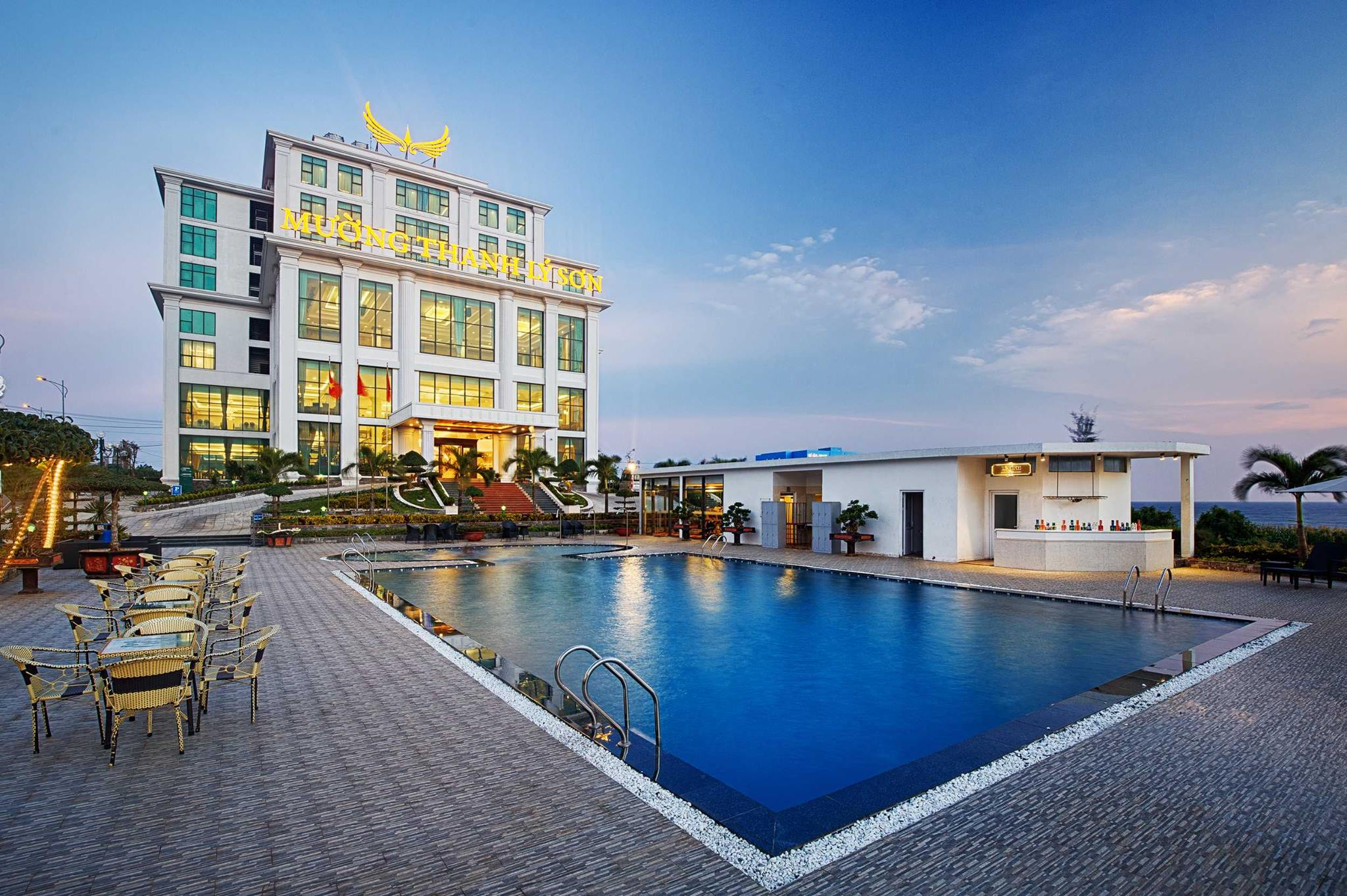 Mường Thanh Holiday Ly Son Hotel