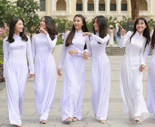 vietnamese ao dai for sale