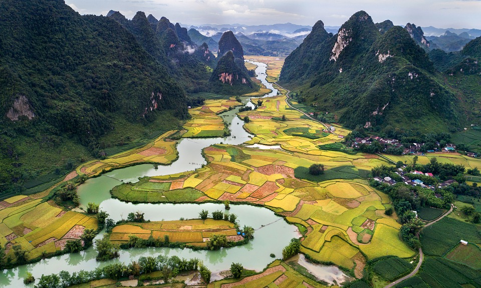 guide to cao bang province