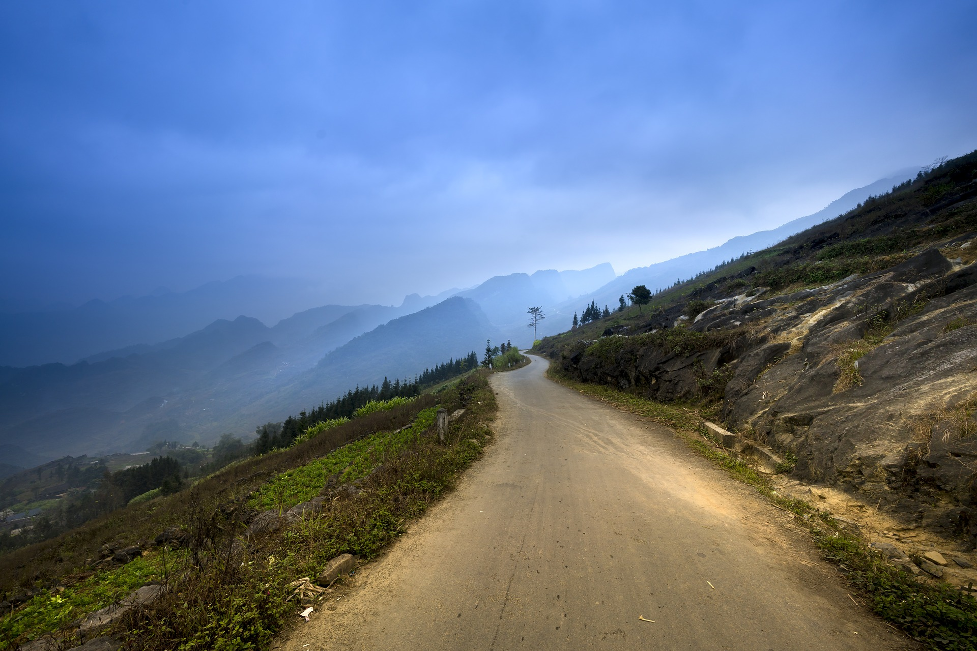 how to get to ha giang transport
