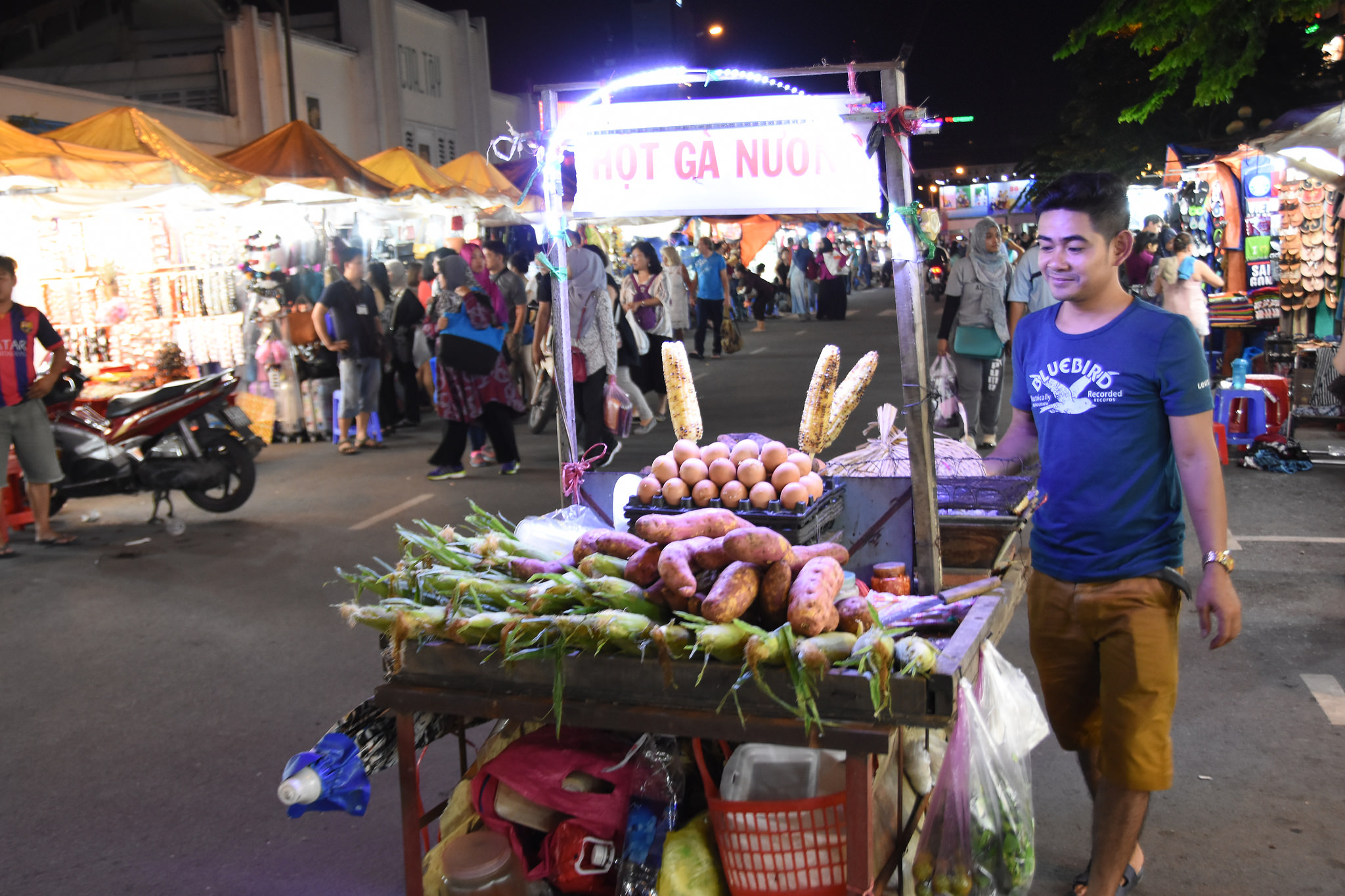what to do in ho chi minh city for a week