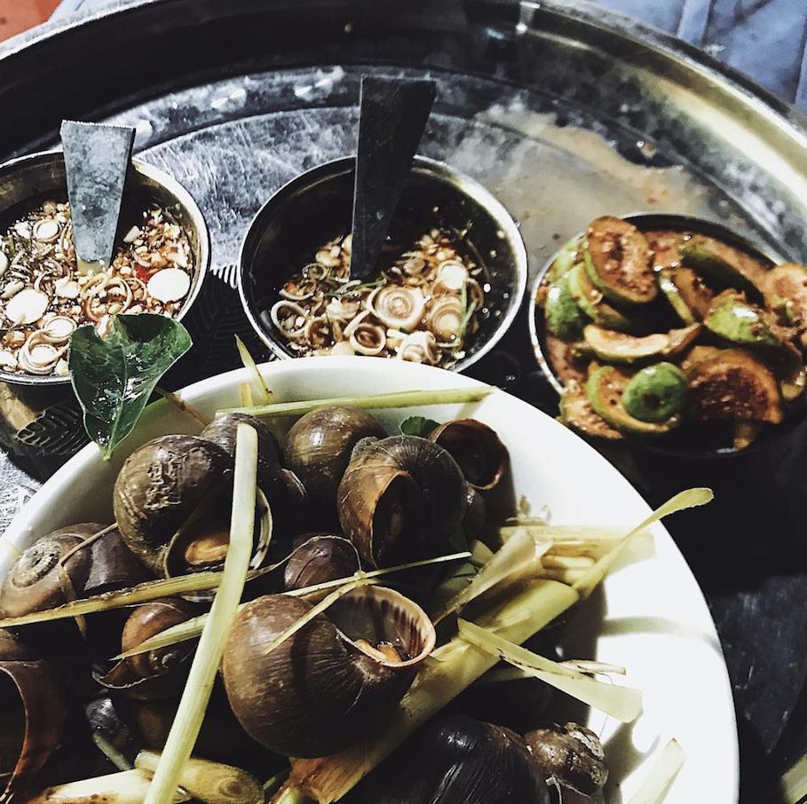 things to eat in pleiku