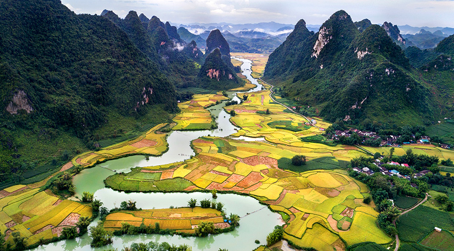 how to get from hanoi to cao bang vietnam