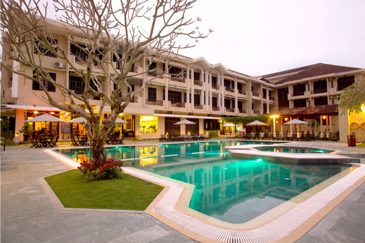 top accommodations in hoi an