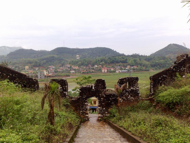na_lu_citadel_cao_bang