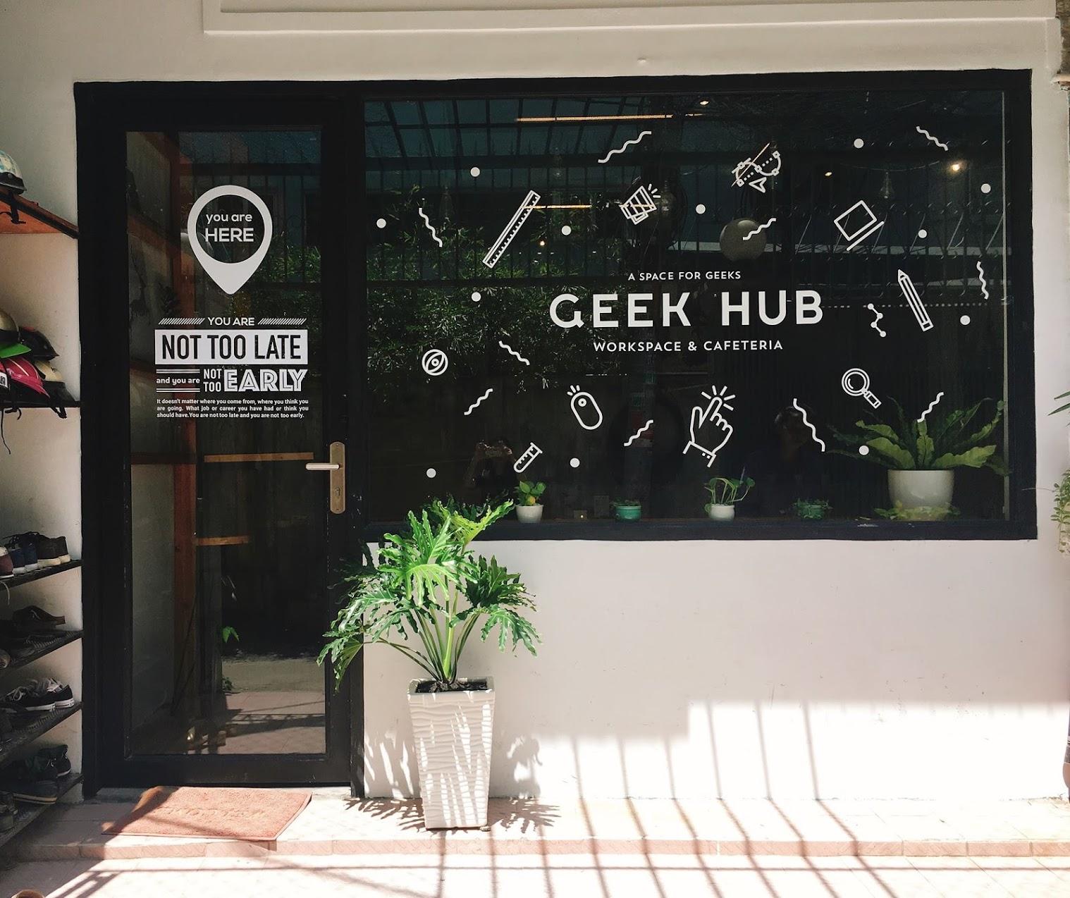 Geek-hub