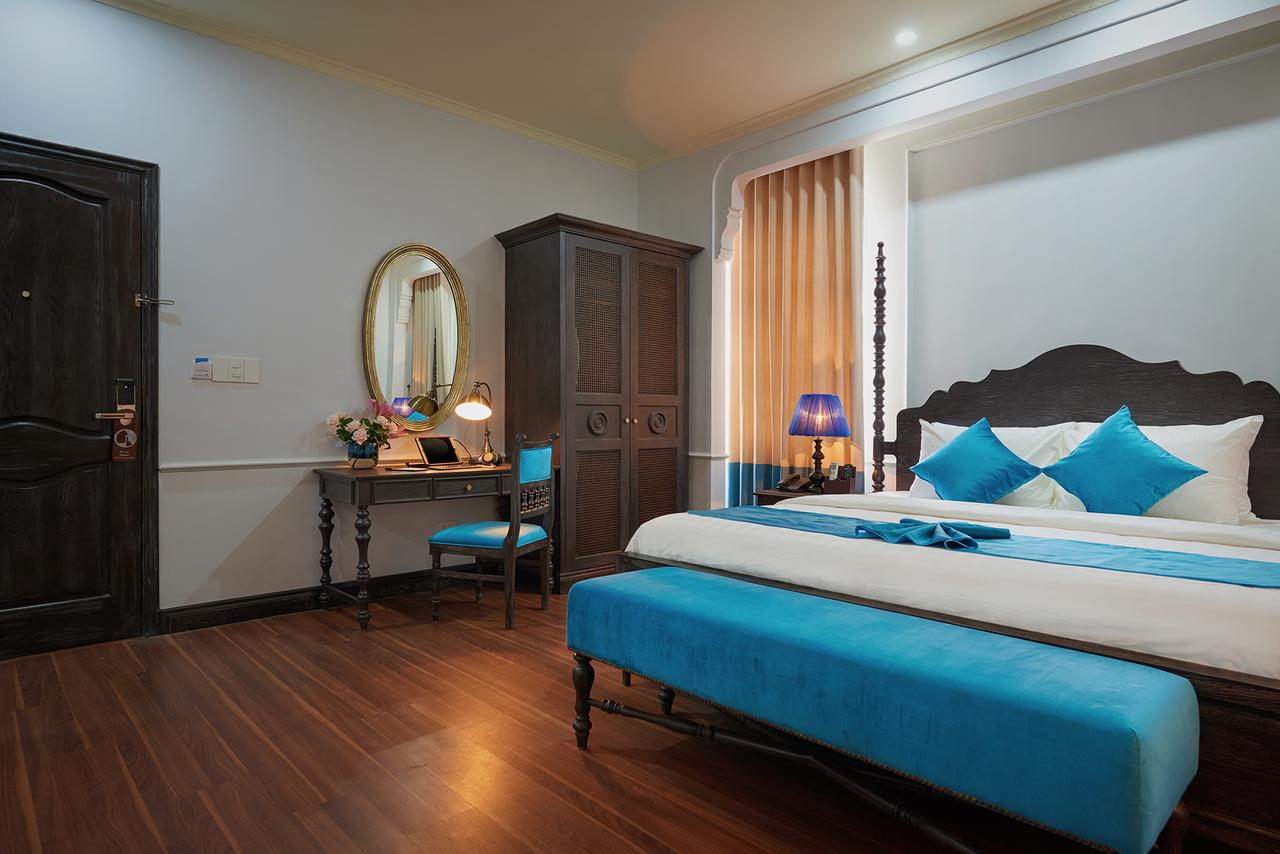 where to stay in hai phong hotels