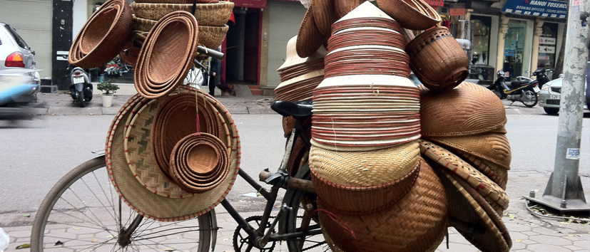 the non la vietnamese conical hat