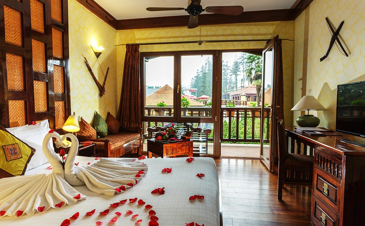 where to stay in sapa victoria hotels