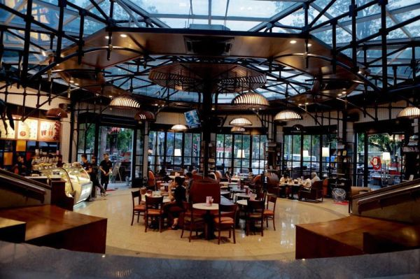 coffee shops for work hanoi