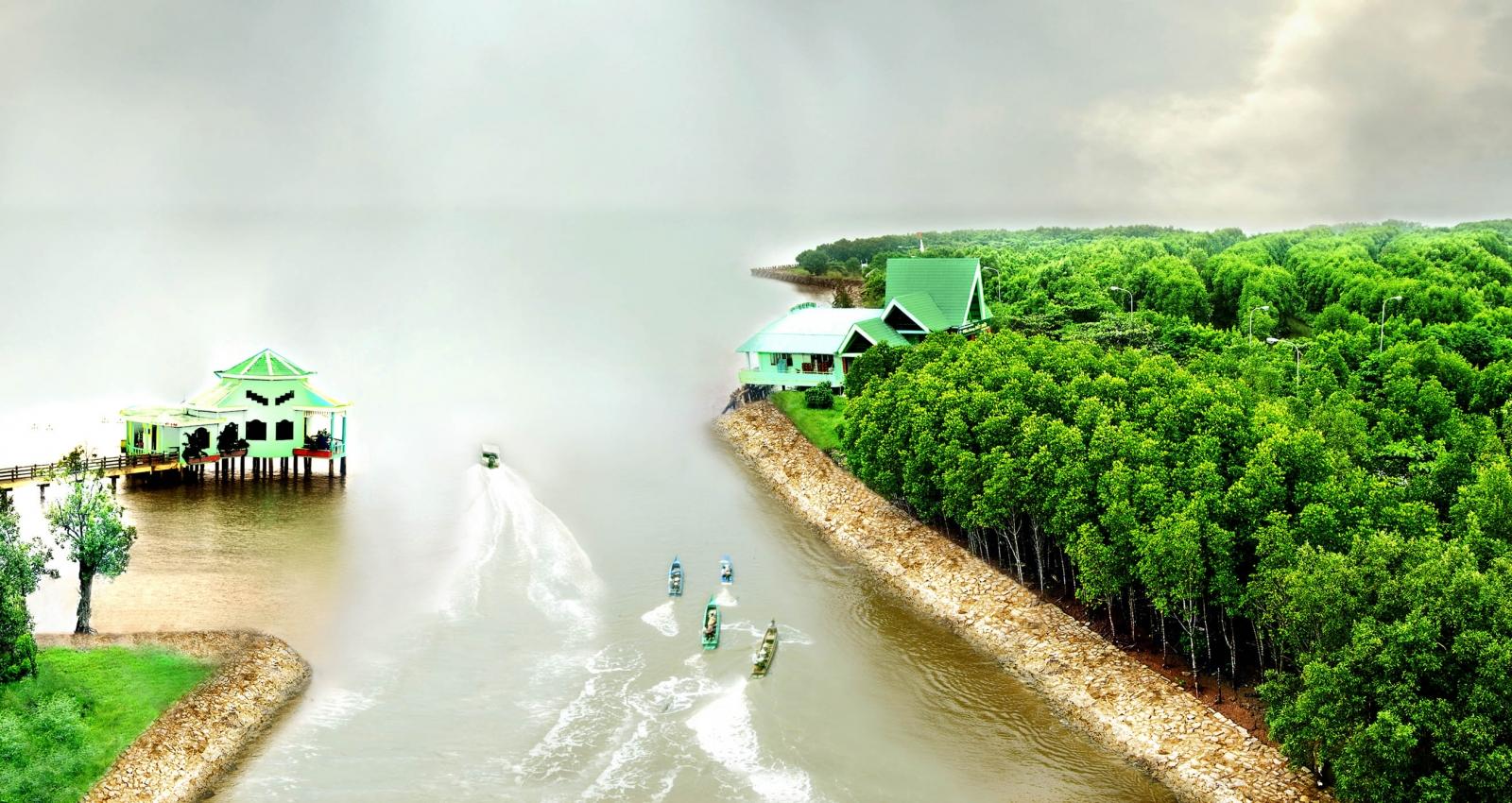 mui ca mau southernmost point vietnam