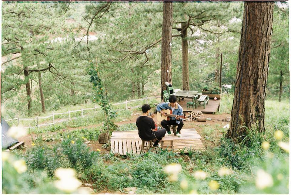 da lat homestays moonrise garden