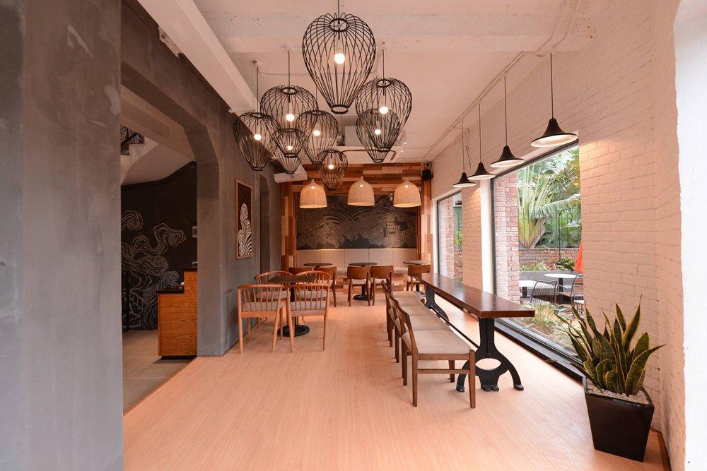cafes for work in hanoi