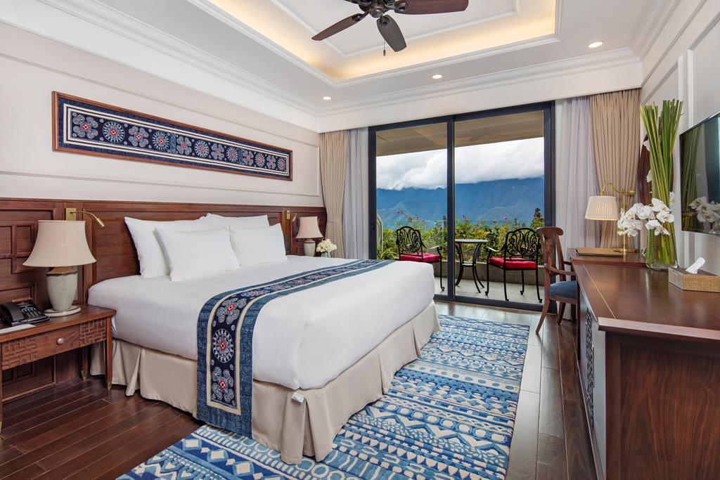 luxury resort sapa