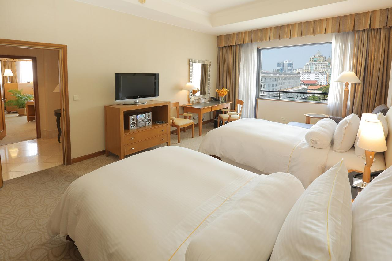 hotels in ho chi minh city near ben thanh market