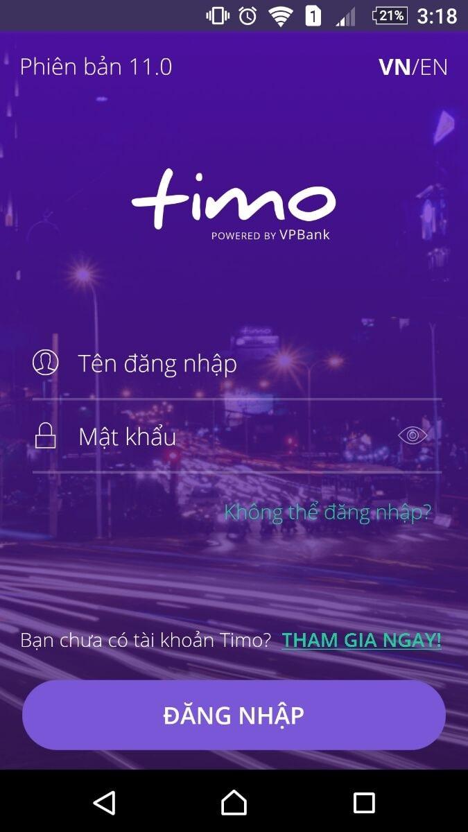 timo app vietnam banking apps
