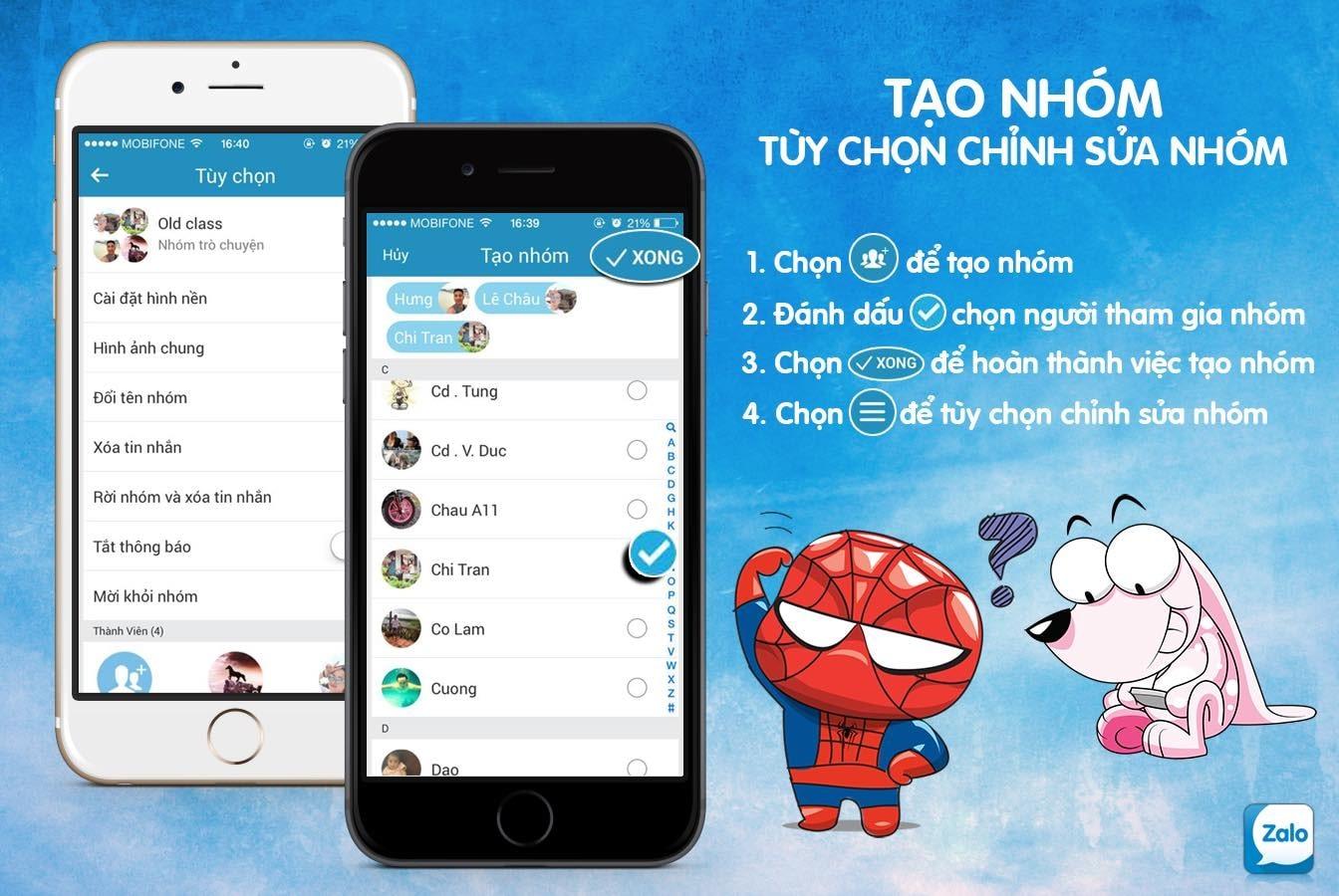 vietnam social app zalo