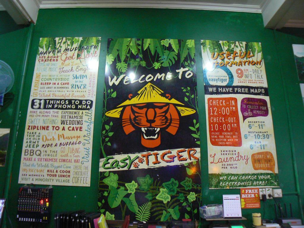 easy tiger hostel