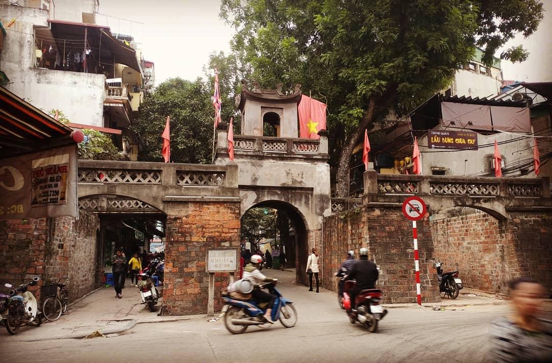 silk street hanoi