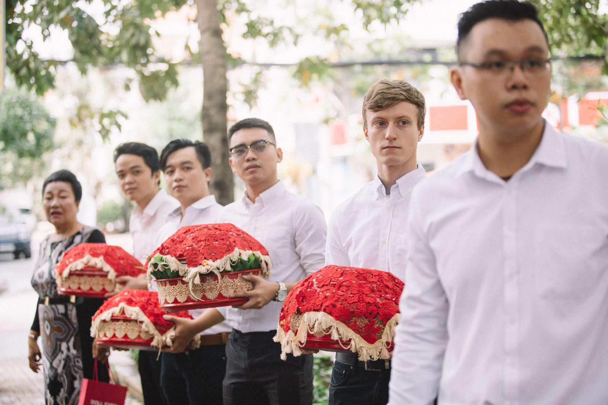 Vietnamese wedding etiquette