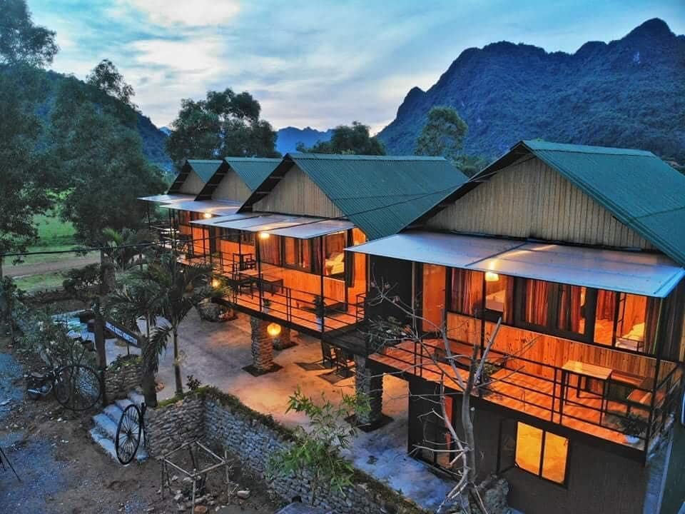 jungle boss homestay phong nha where to stay