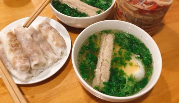 vietnamese food cao bang