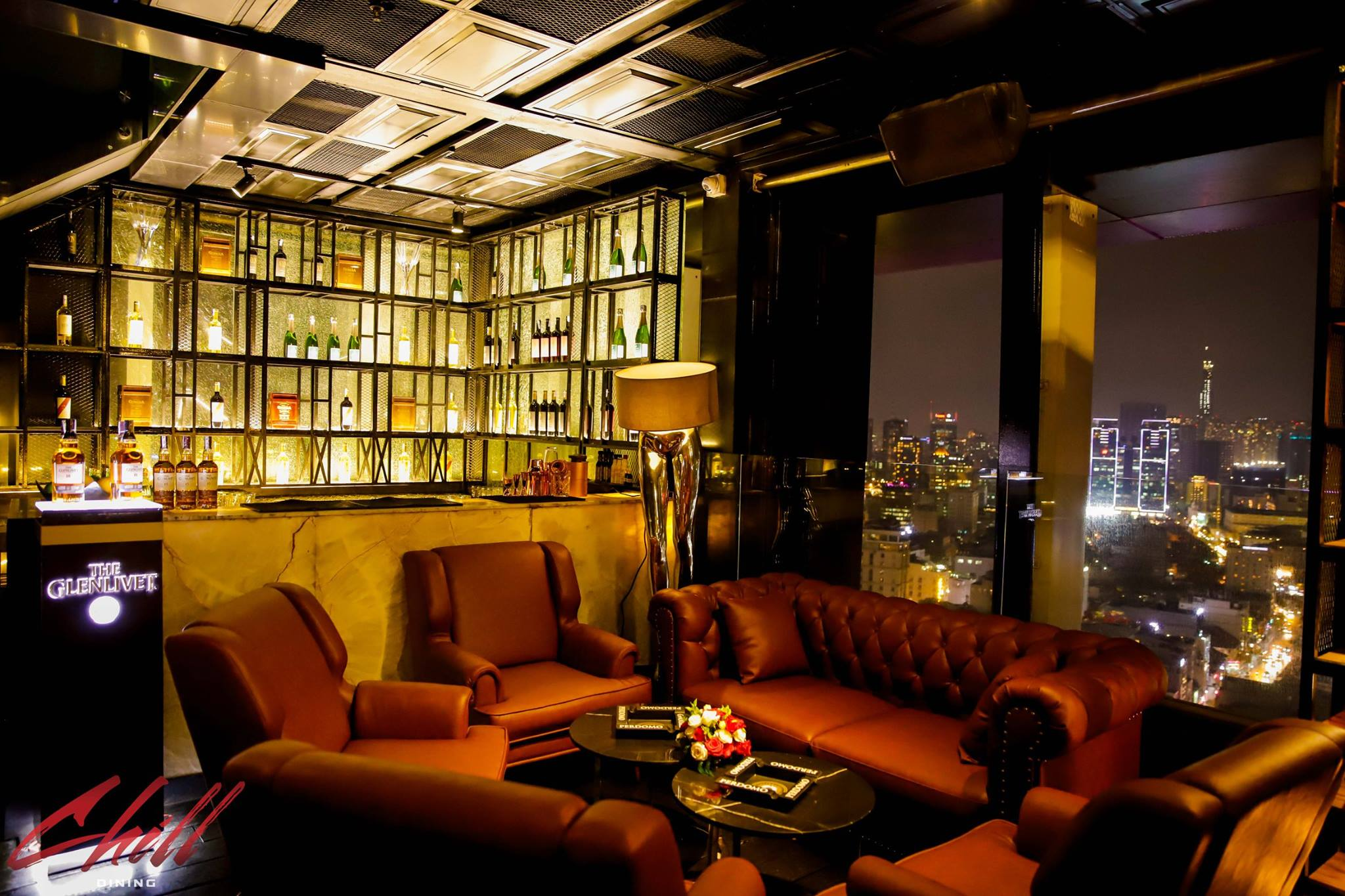 the best rooftop bars in saigon sky bars