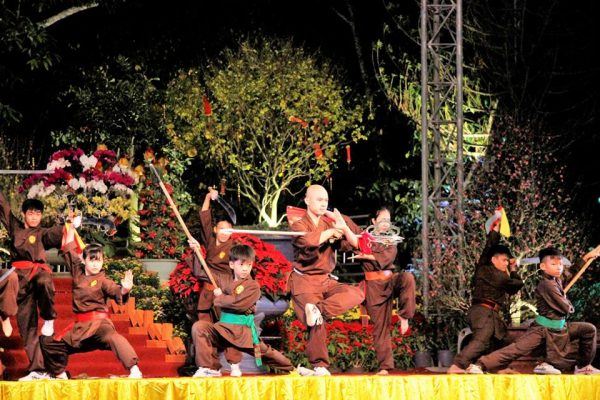 celebrate lunar new year tet in vung tau vietnam