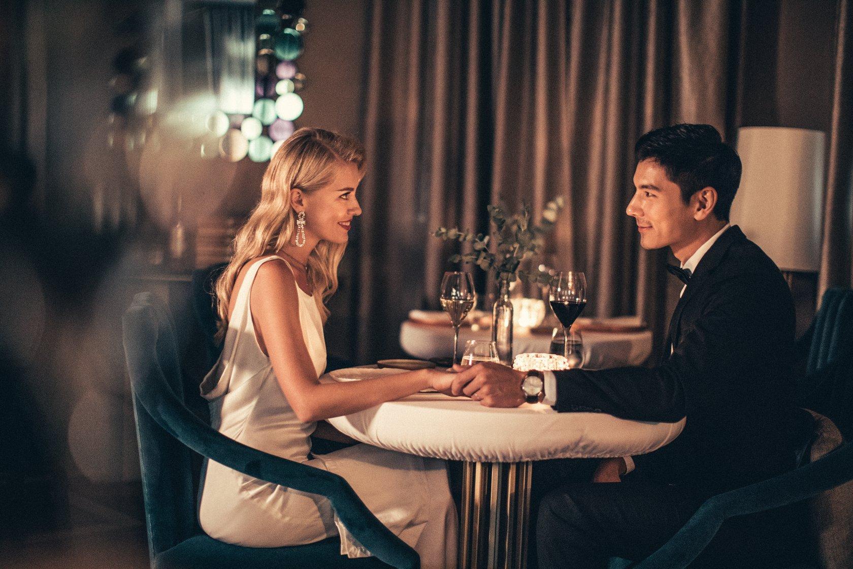 romantic valentines date in saigon