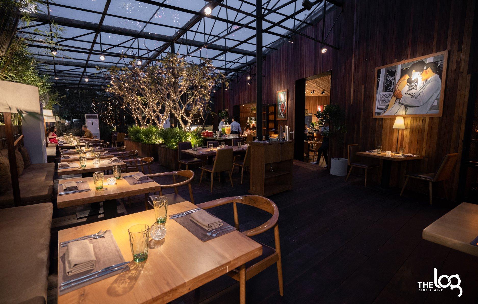 The-Log restaurant