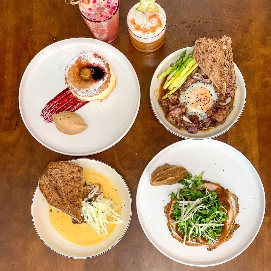 saigon fusion restaurants