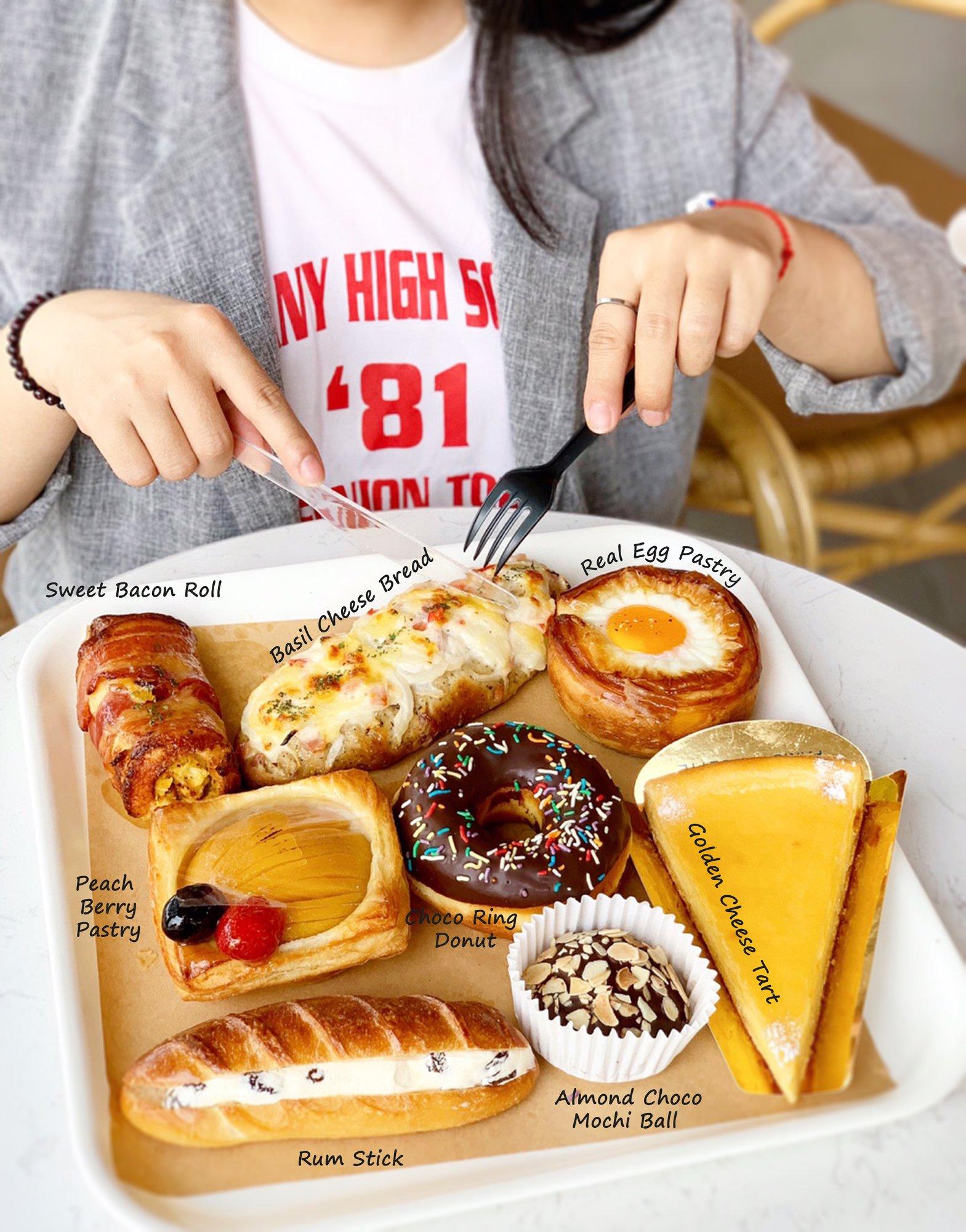 Bakery-saigon